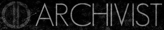 Archivist - Logo