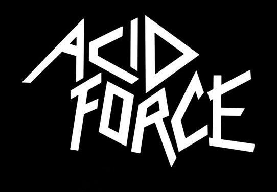 Acid Force - Logo