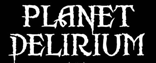 Planet Delirium - Logo