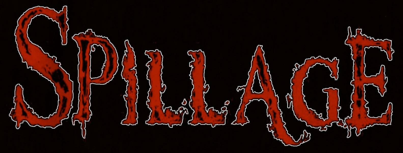 Spillage - Logo