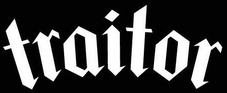 Traitor - Logo