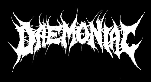 Daemoniac - Logo