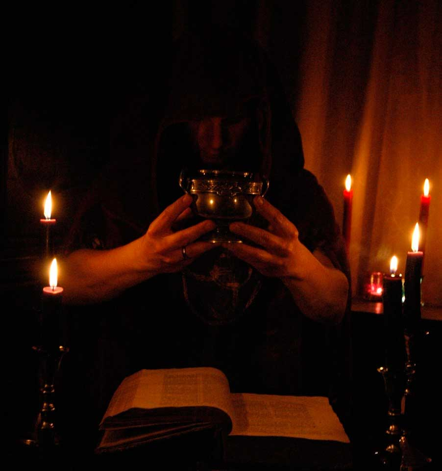 Necromantic Worship - Photo