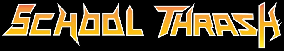 School Thrash - Logo