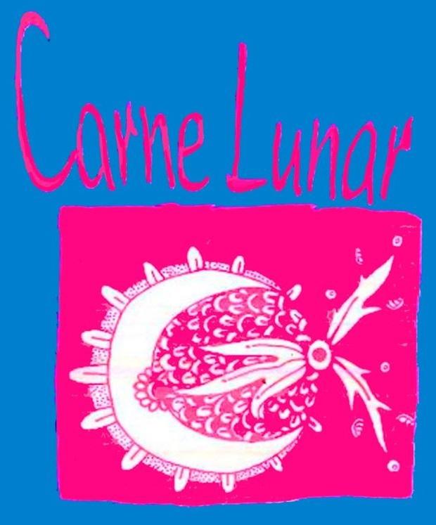 Carne Lunar - Logo
