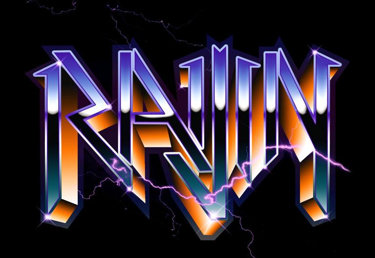 Raijin - Logo