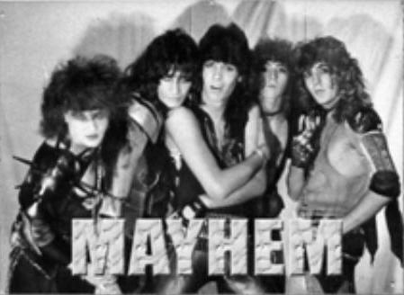 Mayhem - Photo