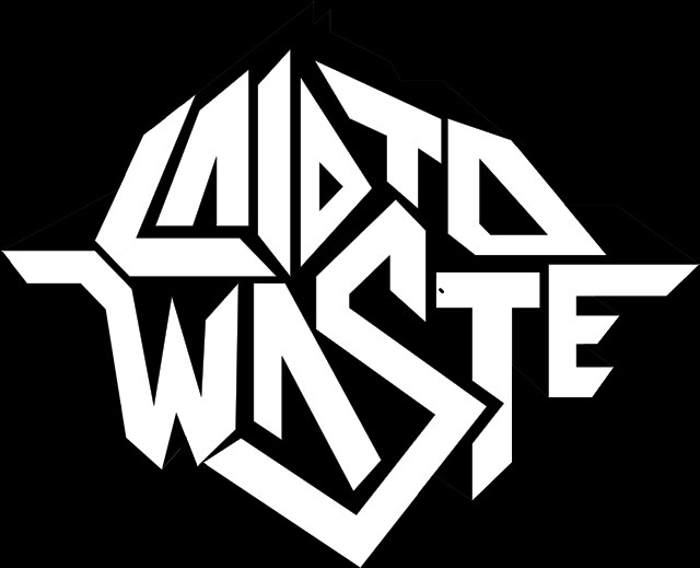 Laid to Waste - Logo