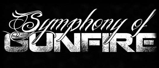 Symphony of Gunfire - Logo