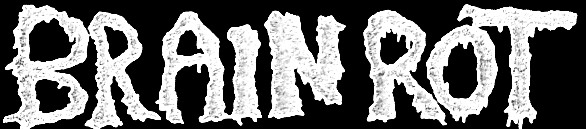 Brain Rot - Logo
