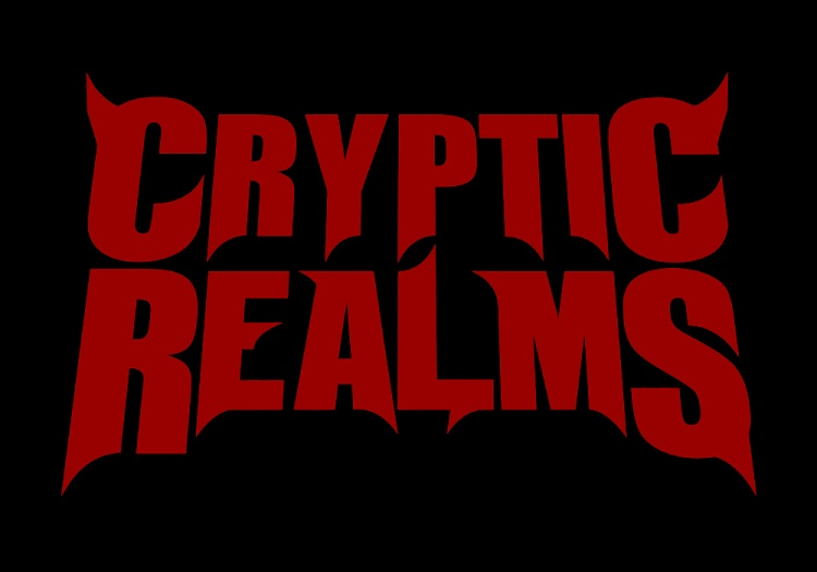 Cryptic Realms - Logo