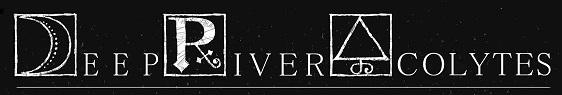 Deep River Acolytes - Logo