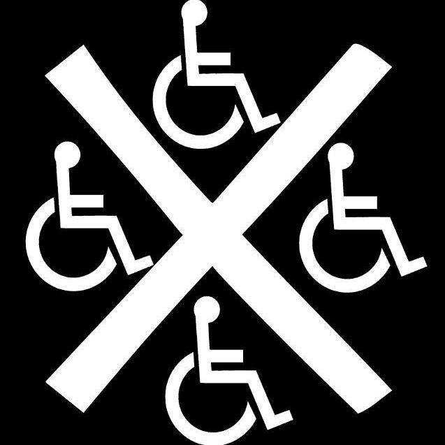 Wheelchair Wheelchair Wheelchair Wheelchair - Logo