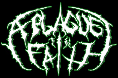 A Plague in Faith - Logo