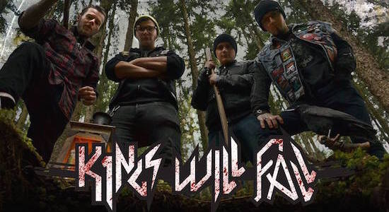 Kings Will Fall - Photo