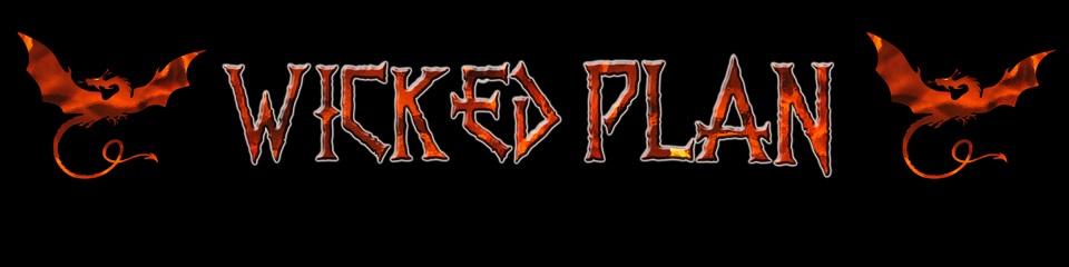 Wicked Plan - Logo