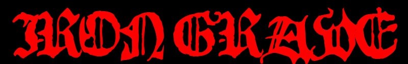 Iron Grave - Logo