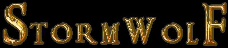 Stormwolf - Logo