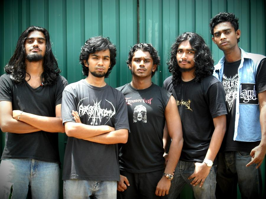 Cremetoria, Melodic Death Metal from Kandi, Sri Lanka