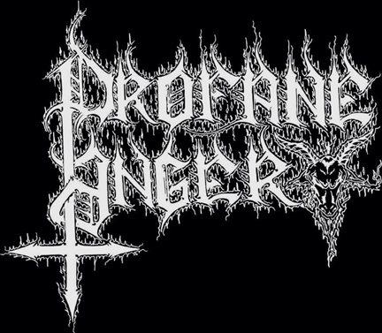 Profane Anger - Logo