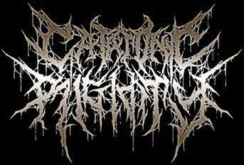 Catatonic Rigidity - Logo