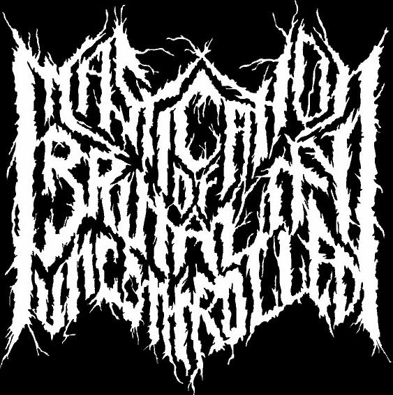 Mastication of Brutality Uncontrolled - Logo