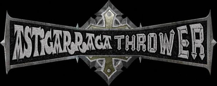 Astigarraga Thrower - Logo