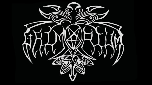 Grimorivm - Logo