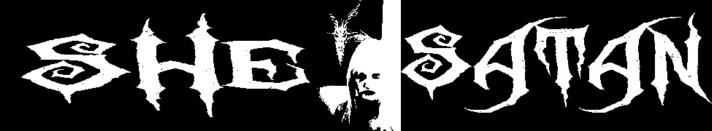 She Satan - Logo