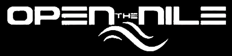Open the Nile - Logo