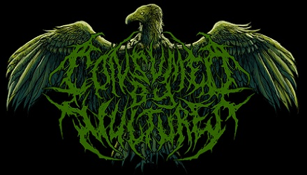 Consumed by Vultures - Logo