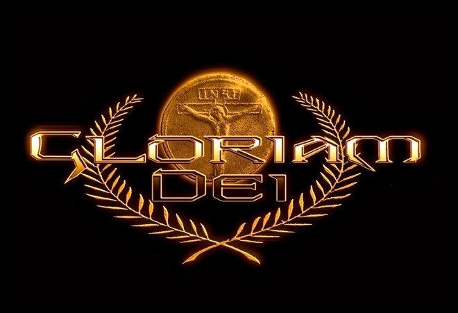 Gloriam Dei - Logo