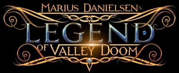 Marius Danielsen's Legend of Valley Doom - Logo