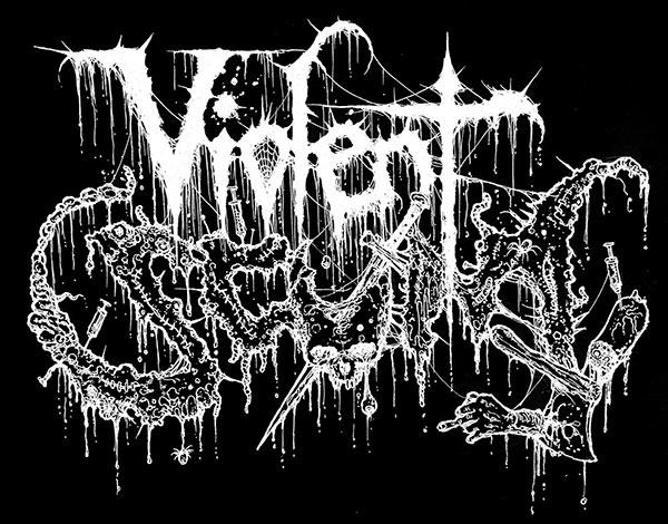 Violent Scum - Logo