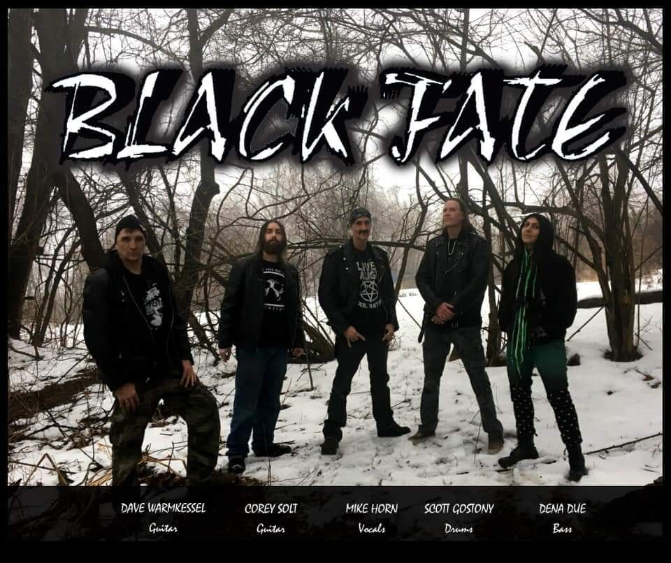 Black Fate - Photo