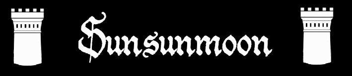 Sunsunmoon - Logo