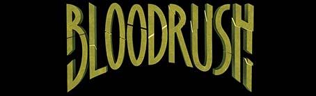 Bloodrush - Logo