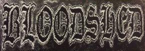 Bloodshed - Logo