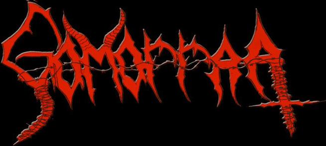Gomorraa - Logo