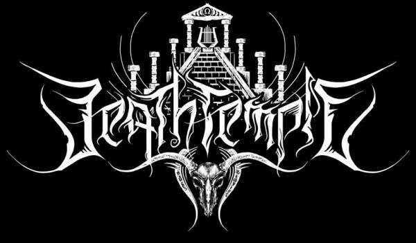 Death Temple - Logo