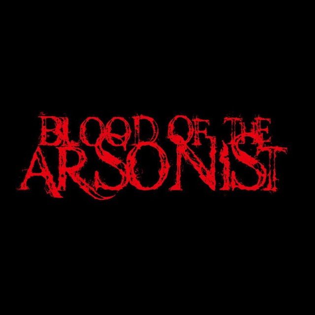 Blood of the Arsonist - Logo