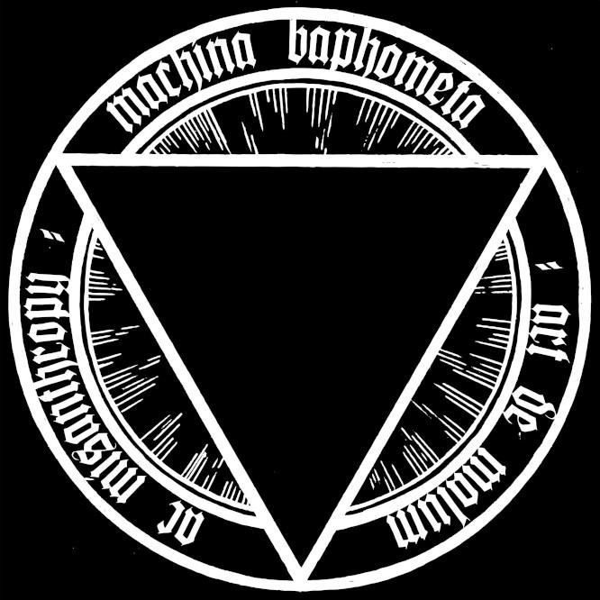 Machina Baphometa - Logo