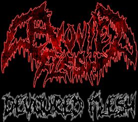 Devoured Flesh - Logo