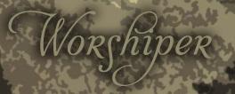 Worshiper - Logo