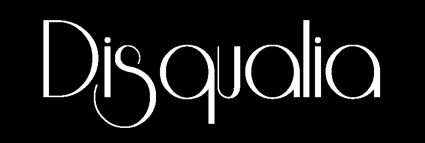 Disqualia - Logo