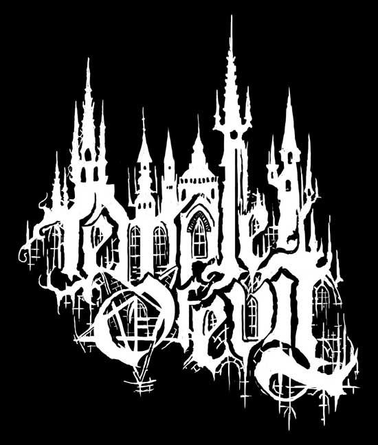 Temple of Evil - Logo