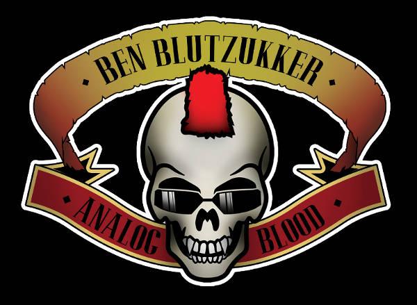 Ben Blutzukker - Logo