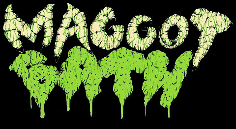 Maggot Bath - Logo