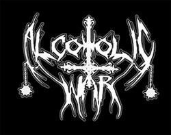 Alcoholic War - Logo