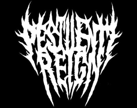Pestilent Reign - Logo